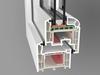 Okno PVC system BRUGMANN CLASSIC