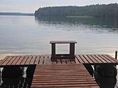 Atrakcyjny Domek Letniskowy nad jeziorem- Pluski Janina Niedzielska