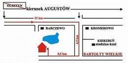 Całoroczny domek letniskowy Bartołty Wielkie na 10 osób