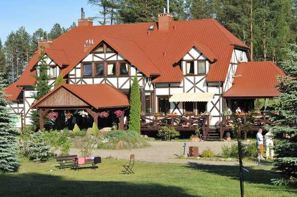 Hotel Mazurskie Marzenie