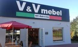 V&V Mebel Salon meblowy w Braniewie