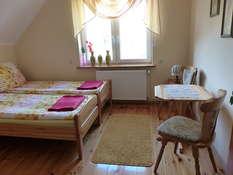 Pokoje gościnne u Asi - wynajem i transport kajaków