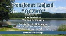 """Pensjonat """"Oczko"""""""