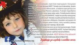Fundacja Jaś i Małgosia 620 Wiktor Koralewski