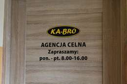 Agencja Celna KA-BRO S.C