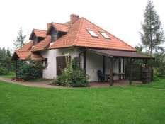 Atrakcyjny dom - Wygryny, nad jeziorem